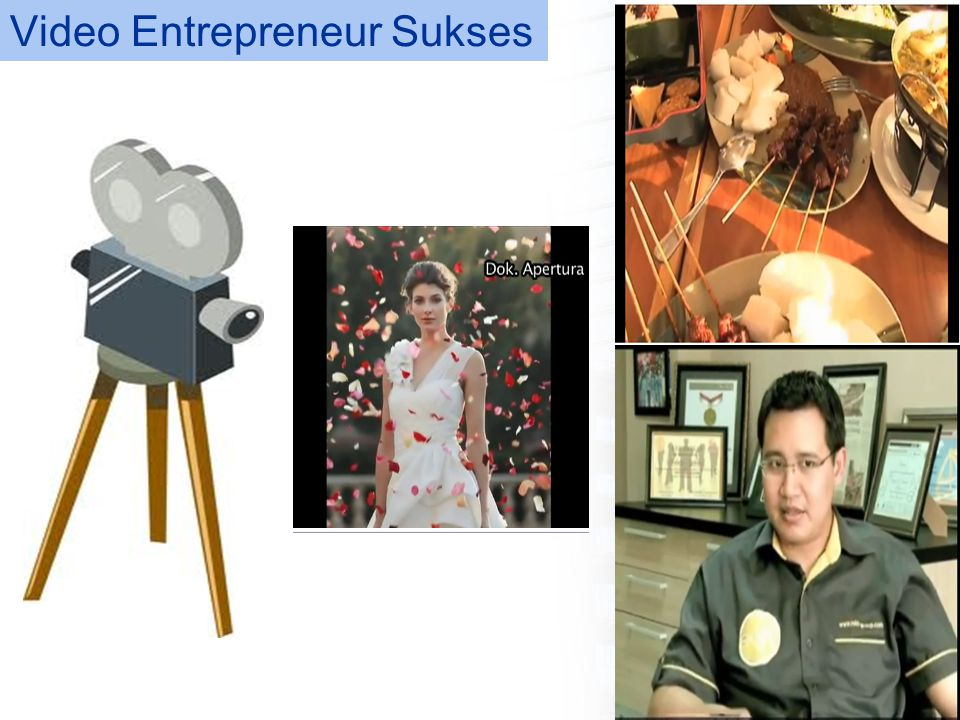 Video Entrepreneur Sukses