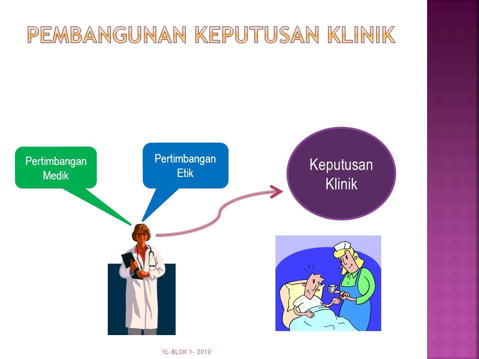 Pembangunan Keputusan Klinik