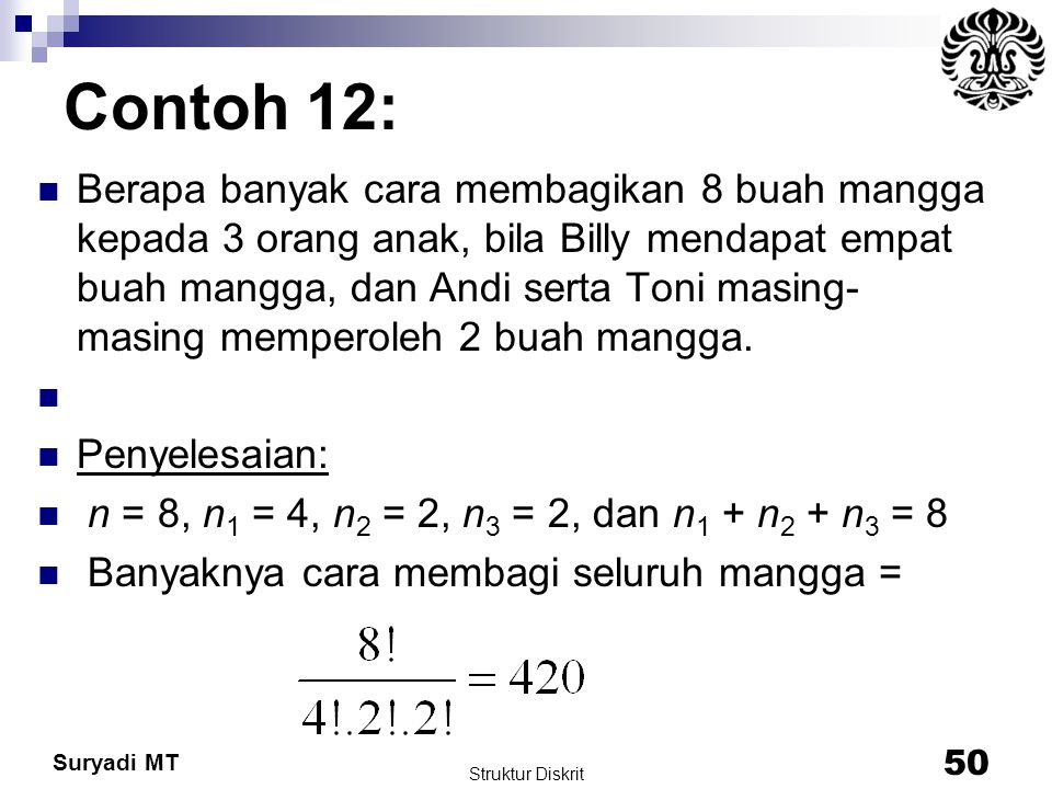 Contoh 12: