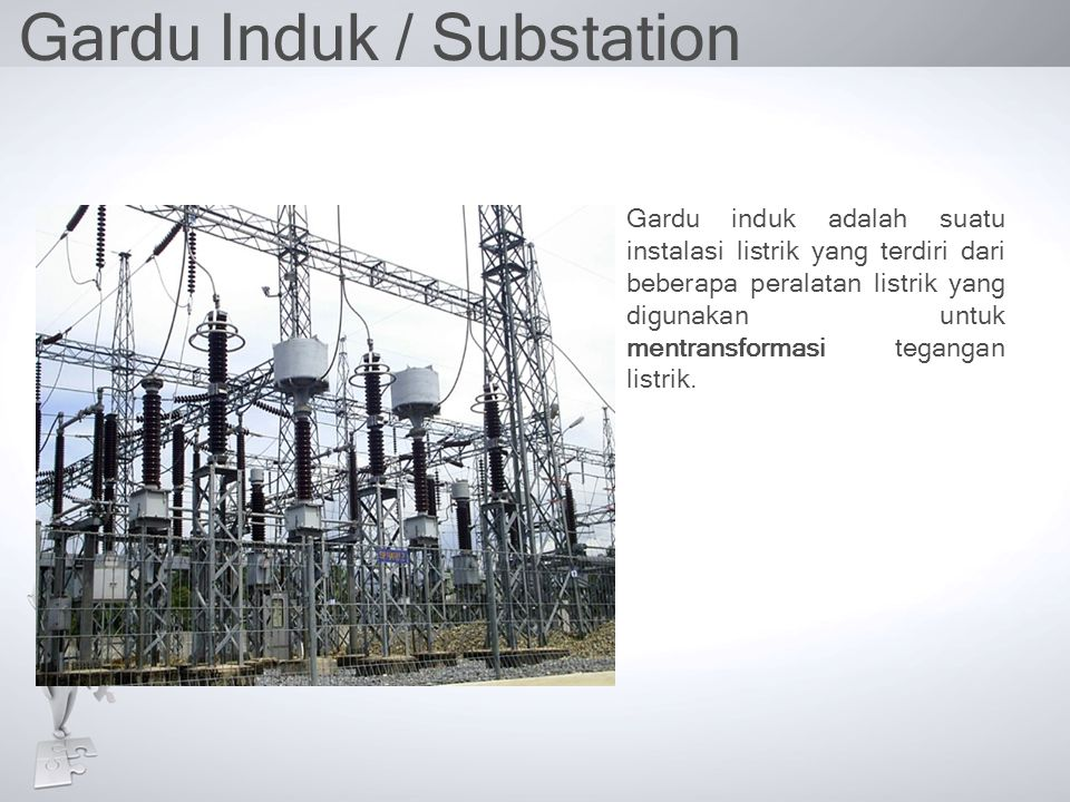 Gardu Induk / Substation