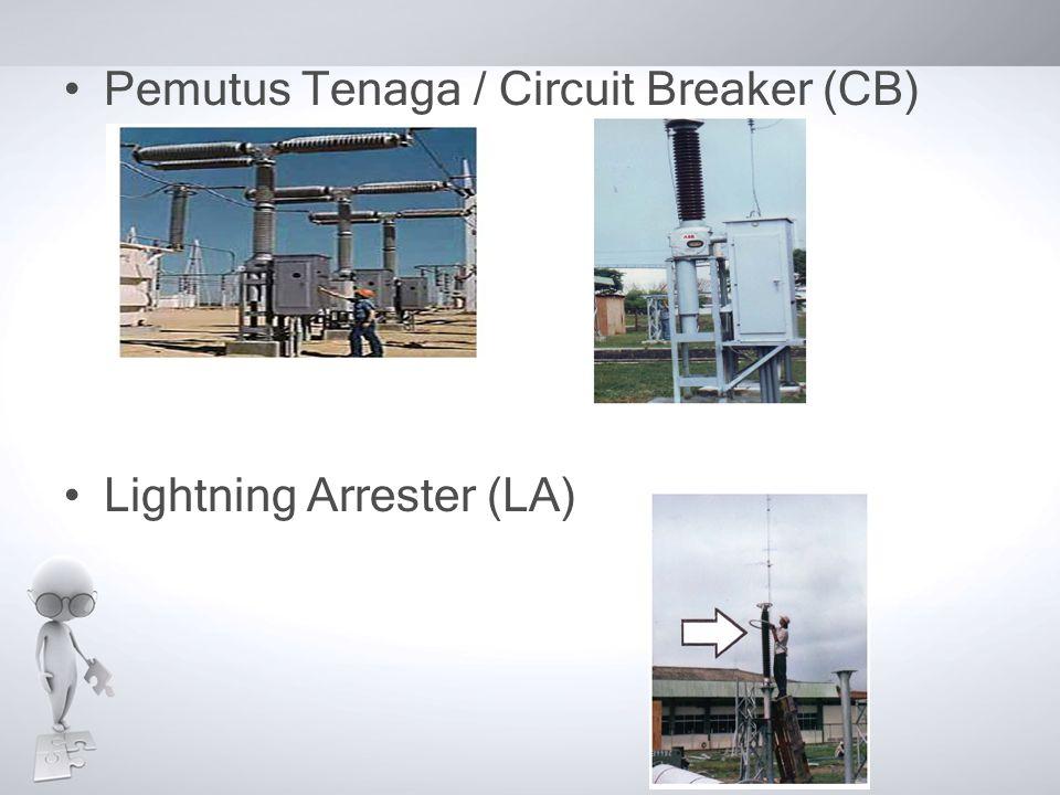 Pemutus Tenaga / Circuit Breaker (CB)