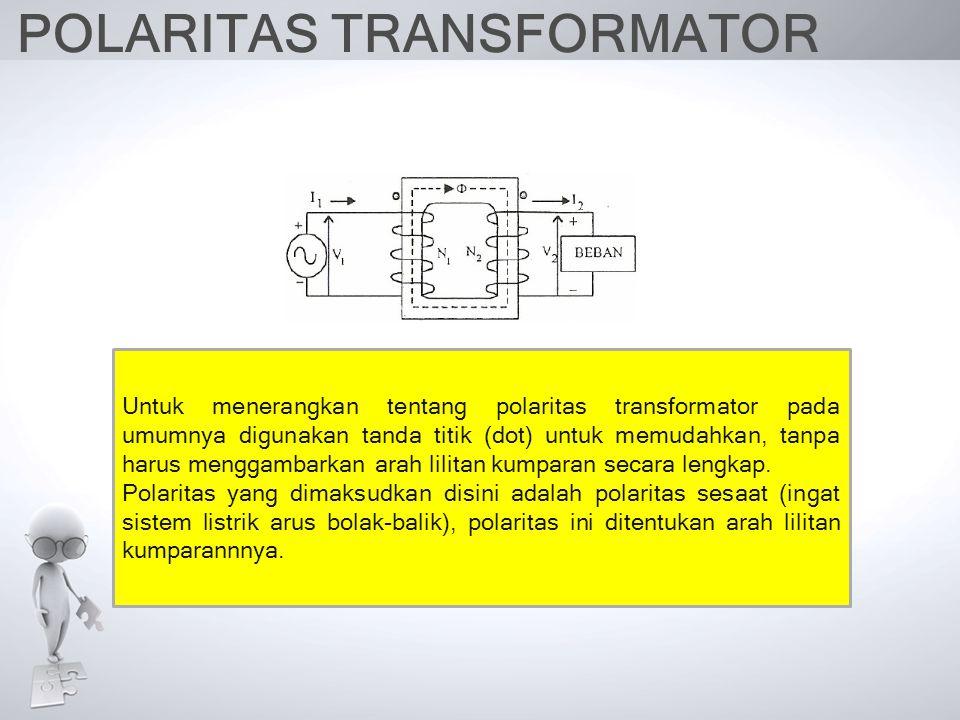POLARITAS TRANSFORMATOR