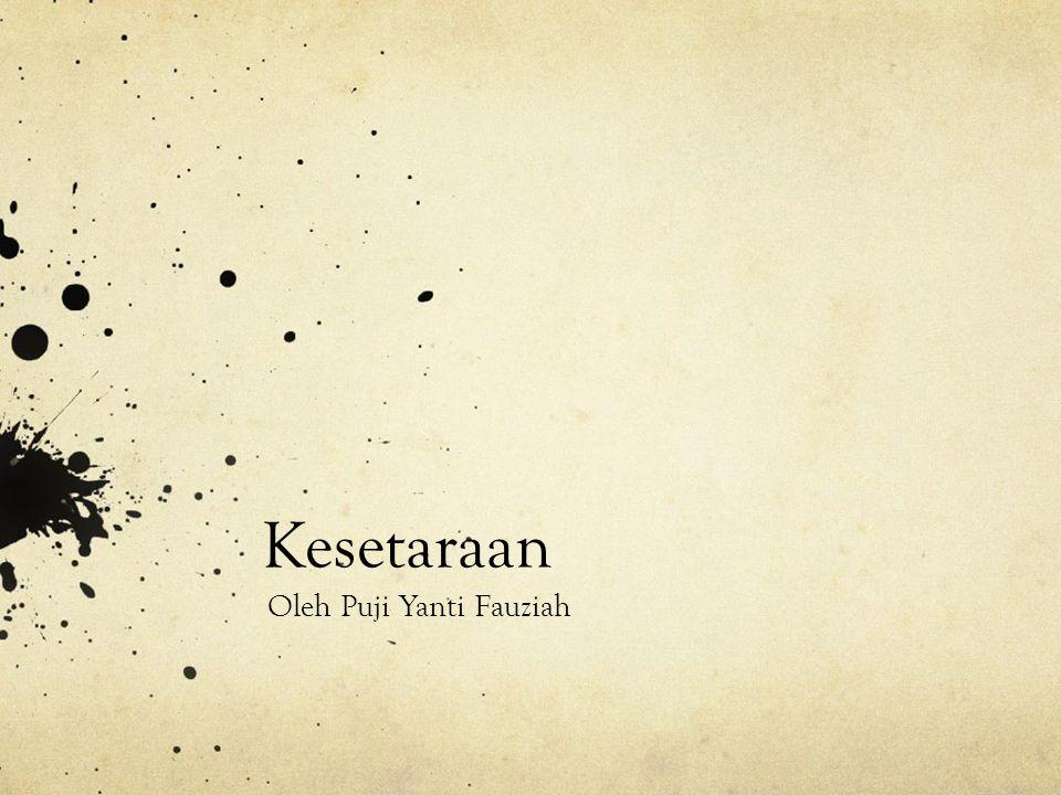 Oleh Puji Yanti Fauziah