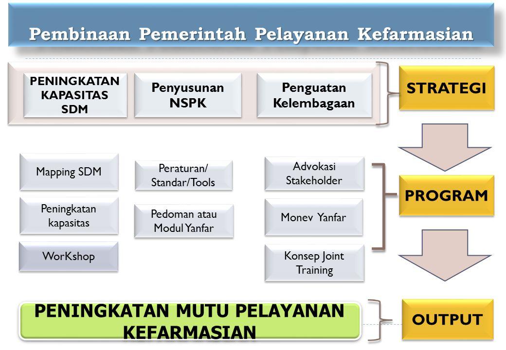 Pembinaan Pemerintah Pelayanan Kefarmasian