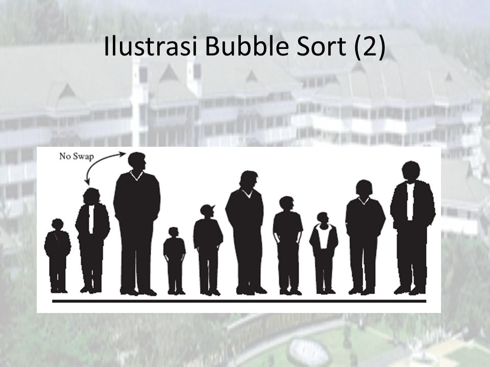 Ilustrasi Bubble Sort (2)