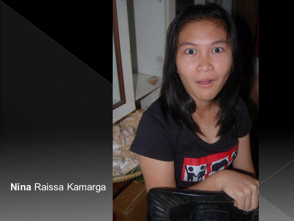 Nina Raissa Kamarga
