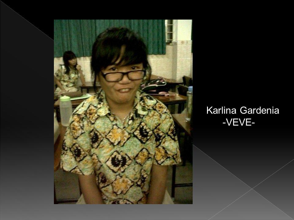 Karlina Gardenia -VEVE-