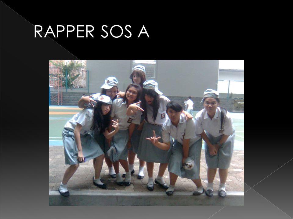RAPPER SOS A
