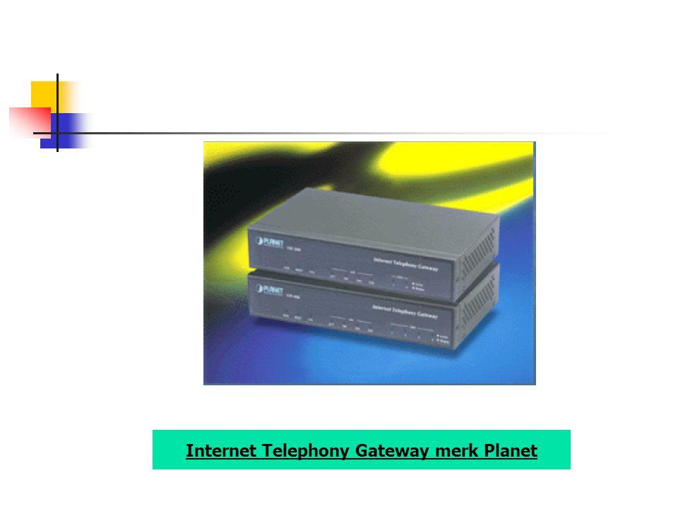 Internet Telephony Gateway merk Planet
