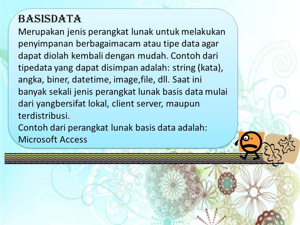 Basisdata