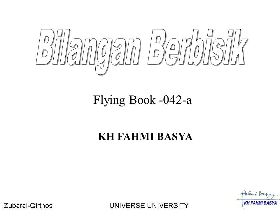 Bilangan Berbisik Flying Book -042-a KH FAHMI BASYA