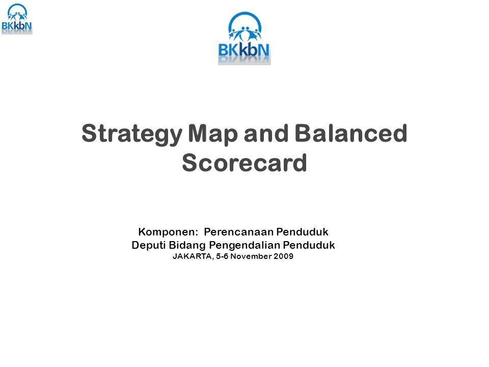 Strategy Map and Balanced Scorecard