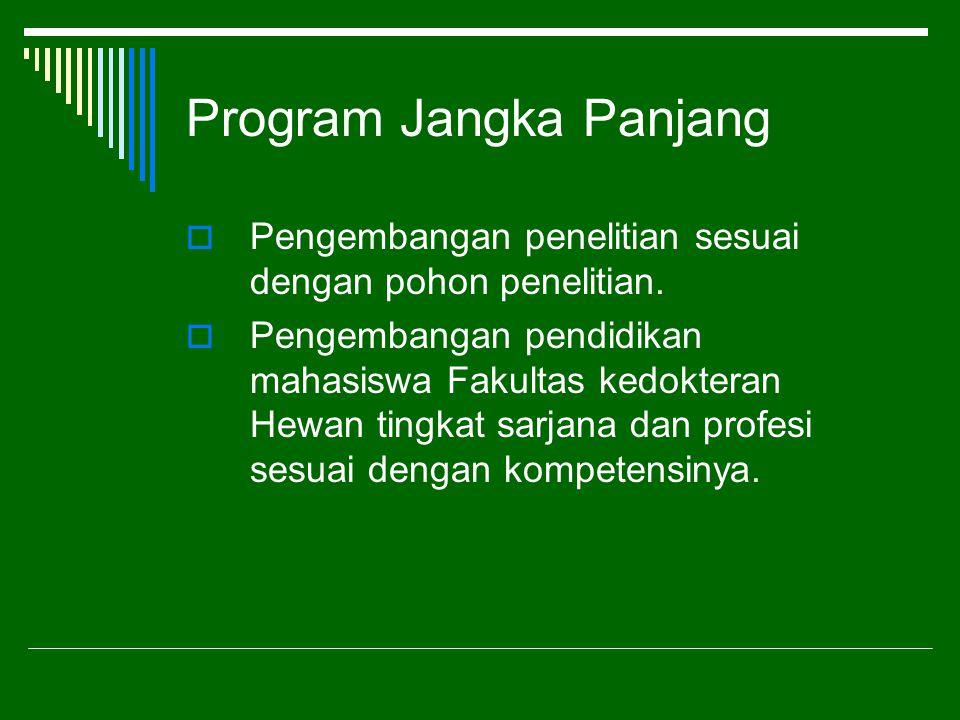 Program Jangka Panjang