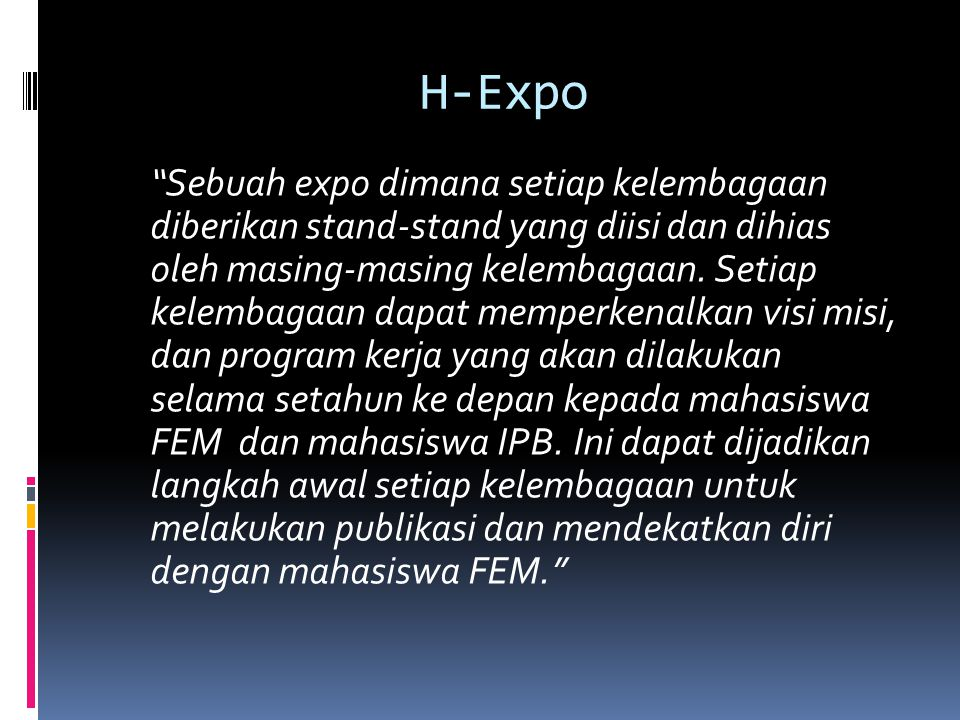 H-Expo