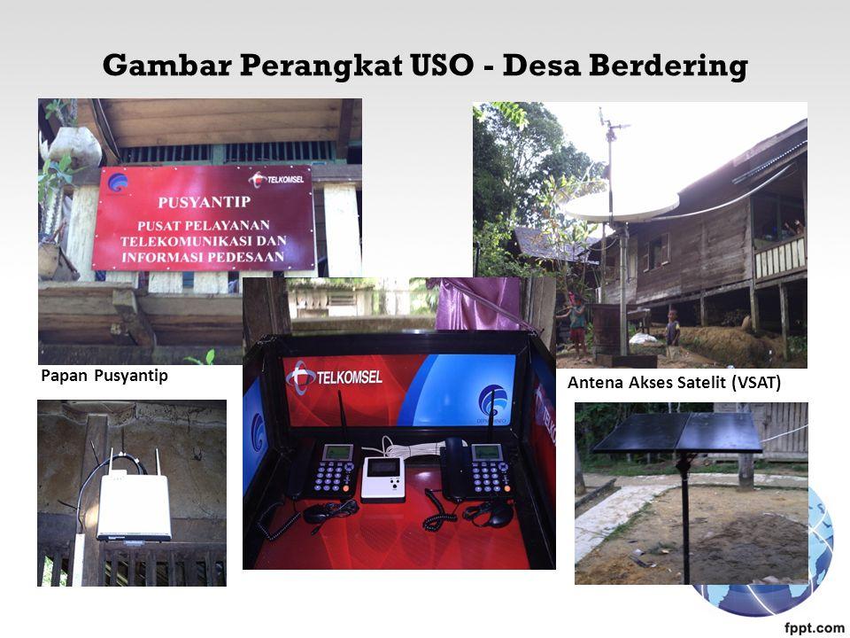 Gambar Perangkat USO - Desa Berdering