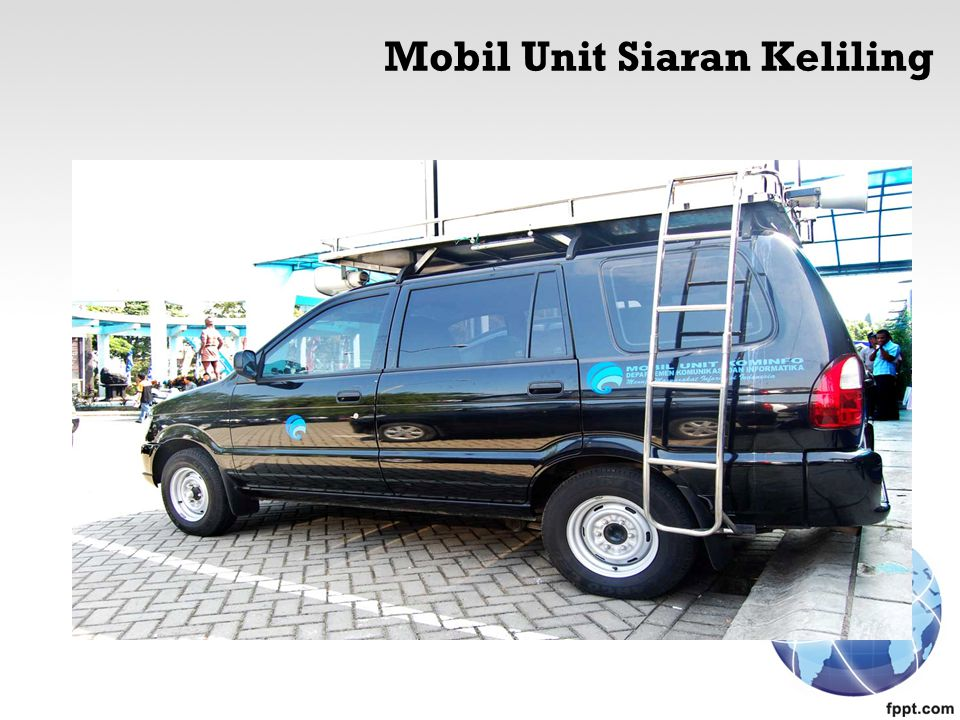 Mobil Unit Siaran Keliling