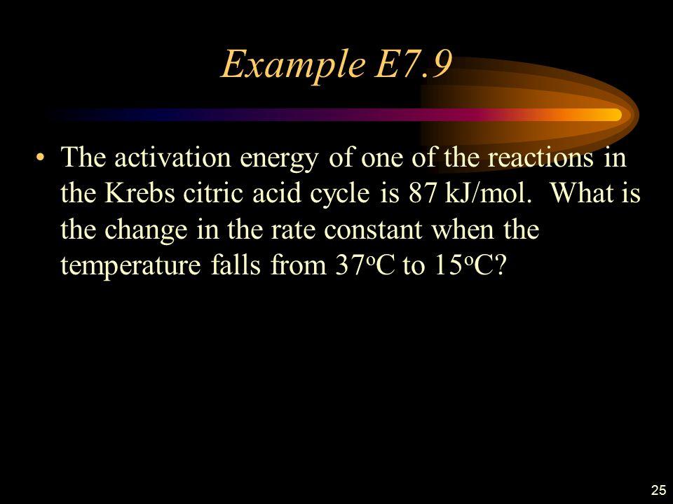 Example E7.9