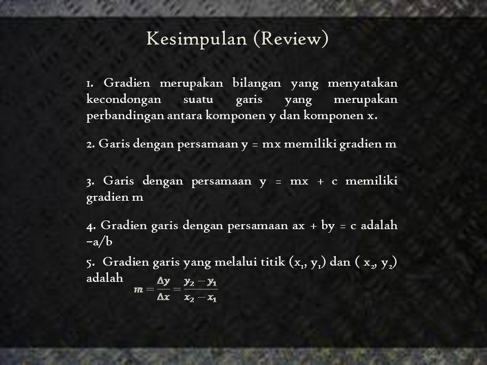 Kesimpulan (Review)