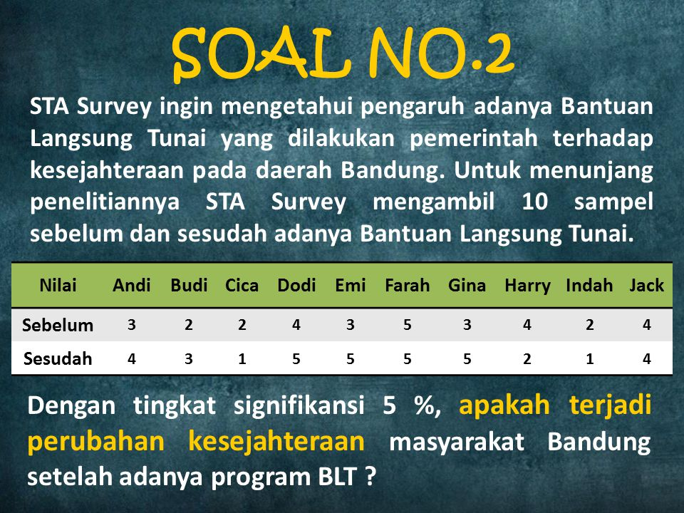 SOAL NO.2