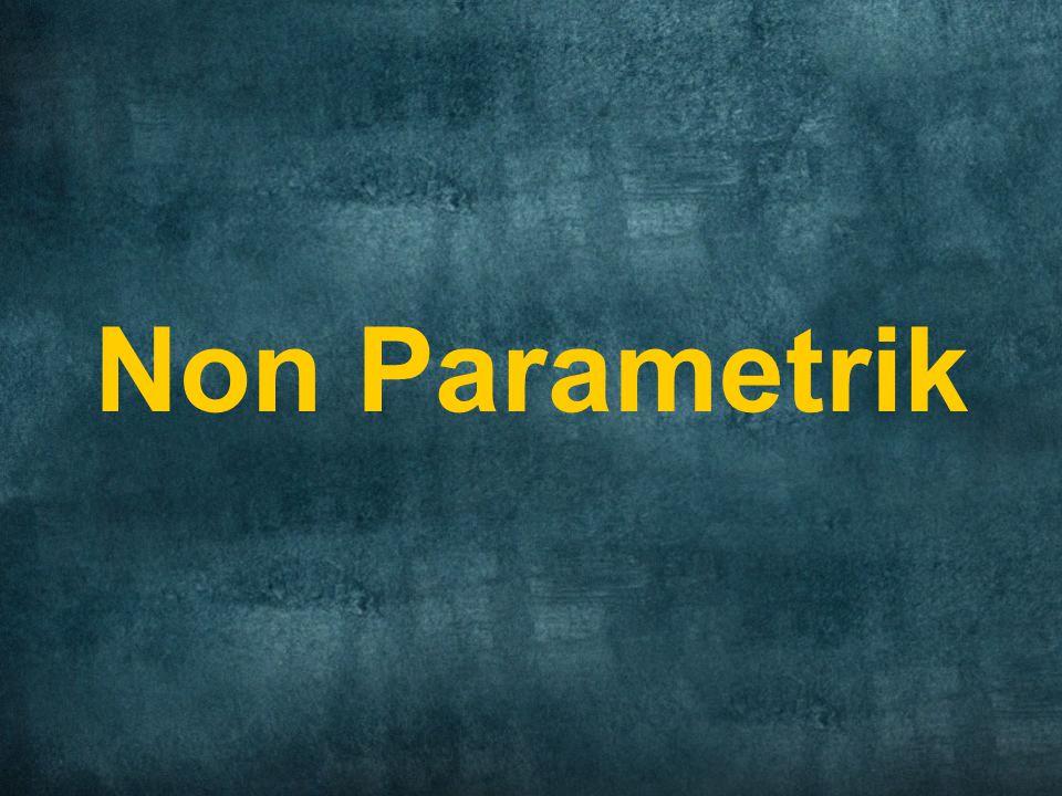 Non Parametrik