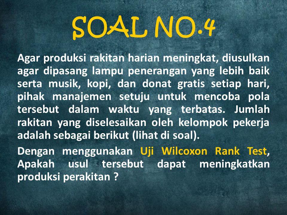 SOAL NO.4