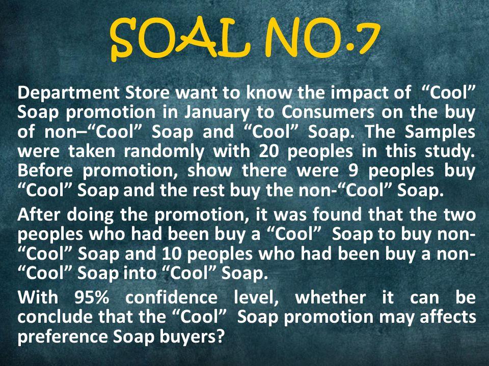 SOAL NO.7