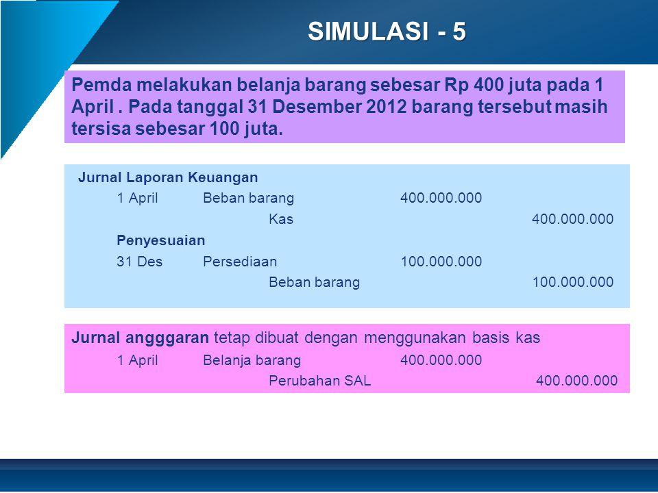SIMULASI - 5