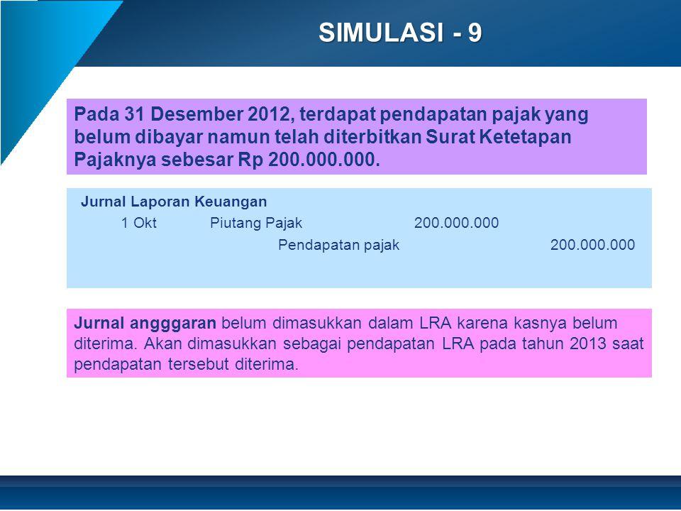 SIMULASI - 9