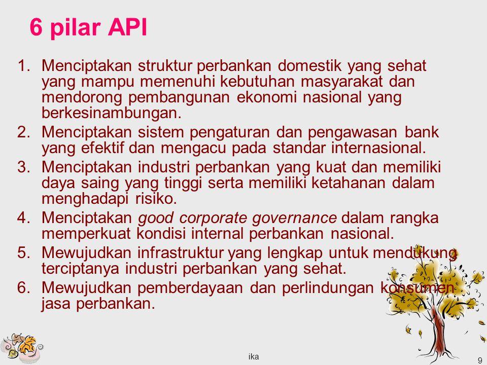 6 pilar API