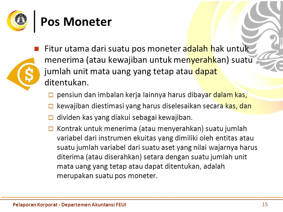 Pos Moneter