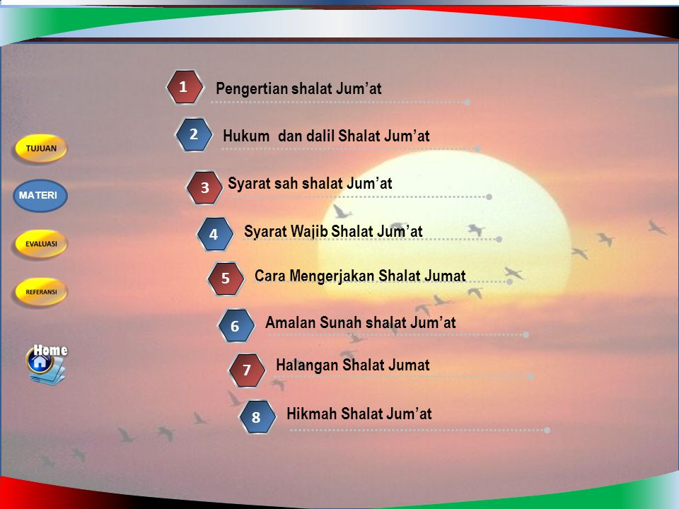 Pengertian shalat Jum'at