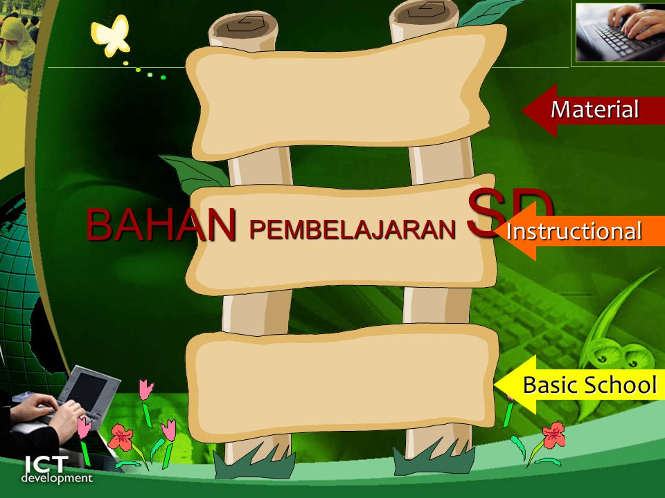 Material SD BAHAN Instructional PEMBELAJARAN Basic School