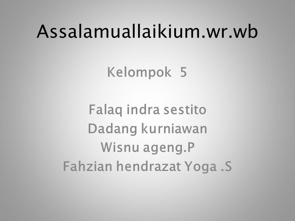 Fahzian hendrazat Yoga .S