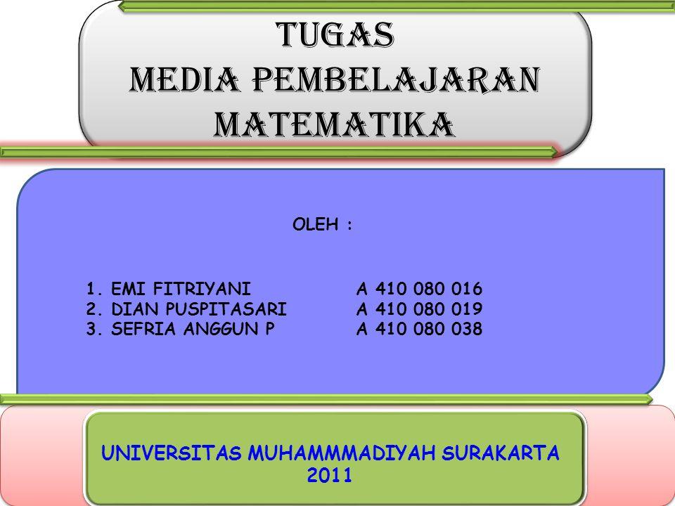 UNIVERSITAS MUHAMMMADIYAH SURAKARTA