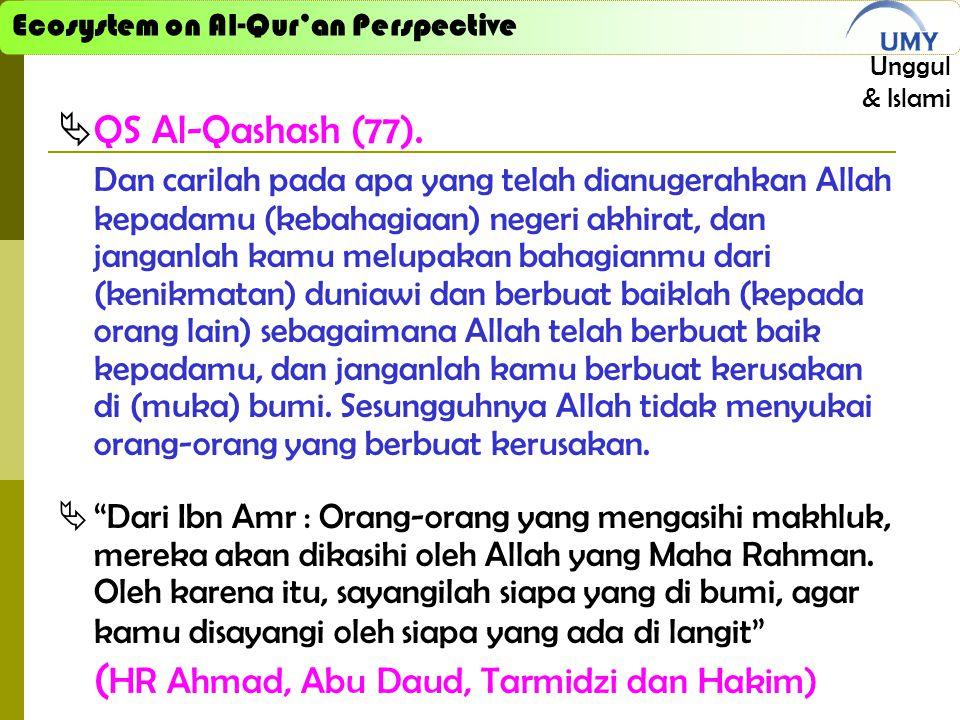 QS Al-Qashash (77).