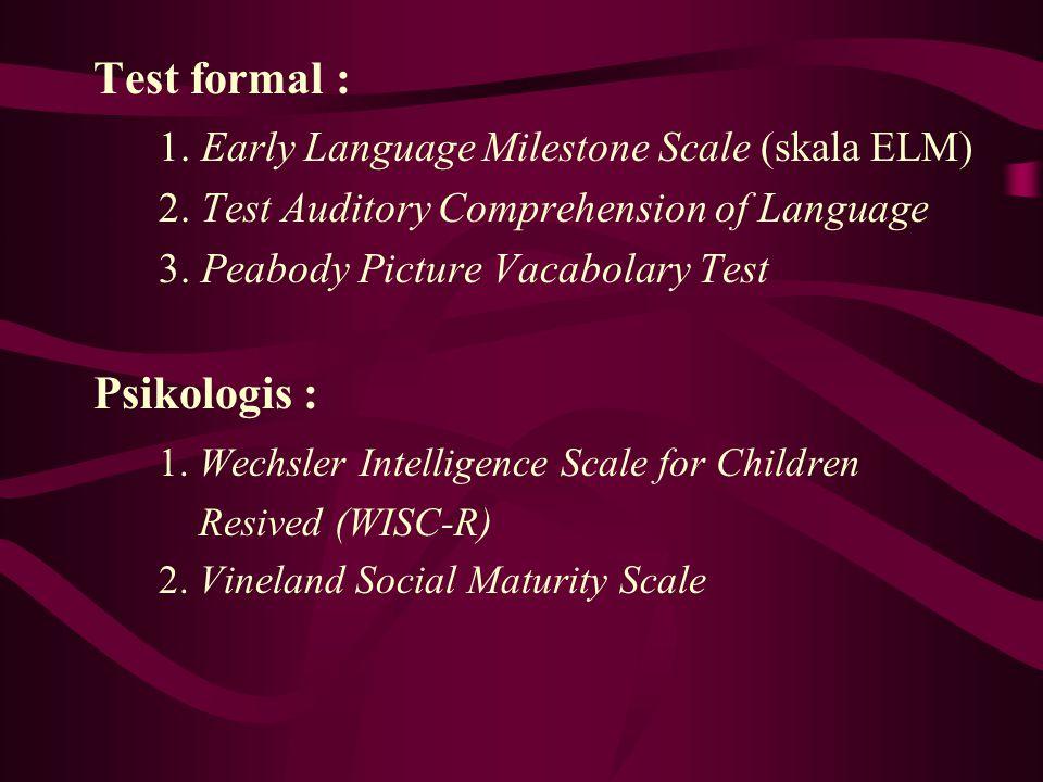 1. Early Language Milestone Scale (skala ELM)