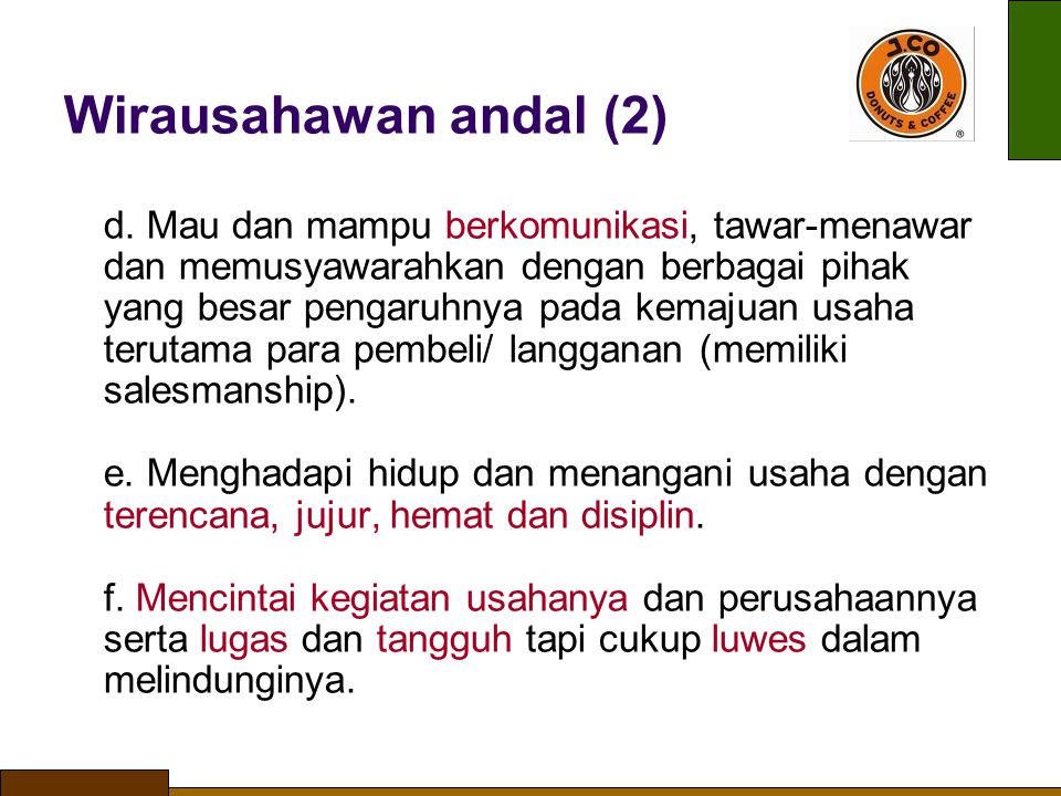 Wirausahawan andal (2)