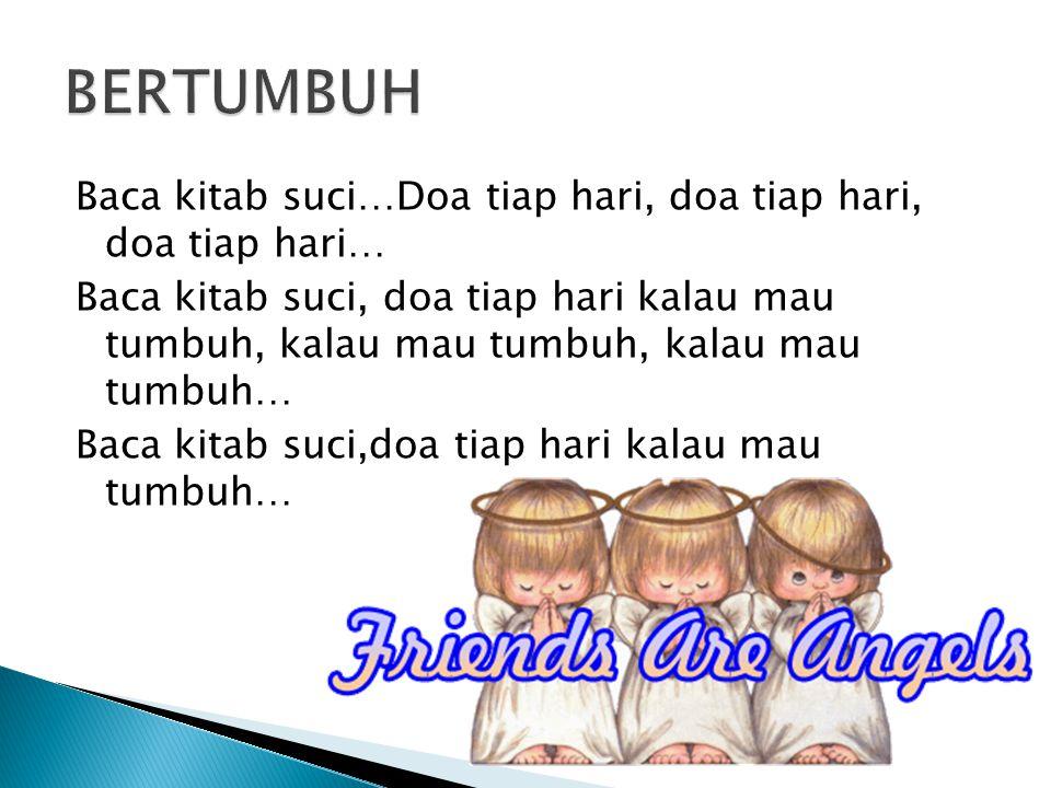 BERTUMBUH