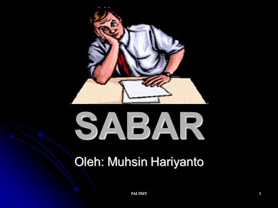 Oleh: Muhsin Hariyanto