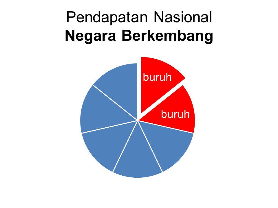 Pendapatan Nasional Negara Berkembang