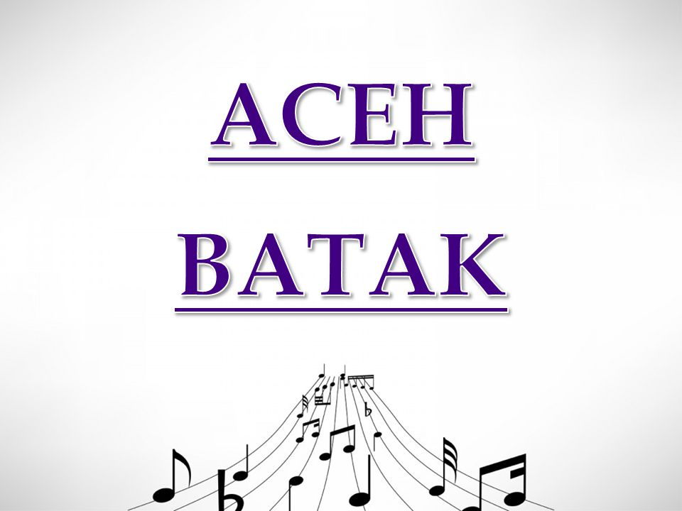 ACEH BATAK
