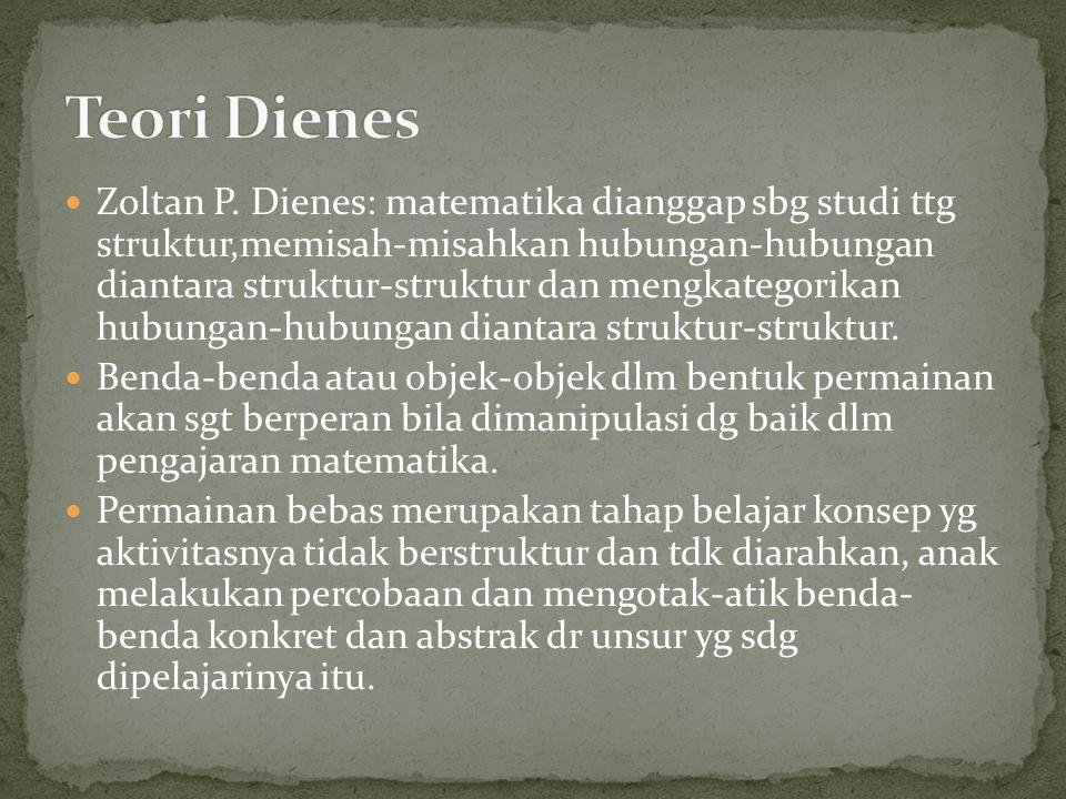 Teori Dienes