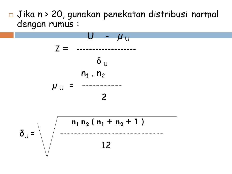 Z = ------------------- δ U n1 . n2