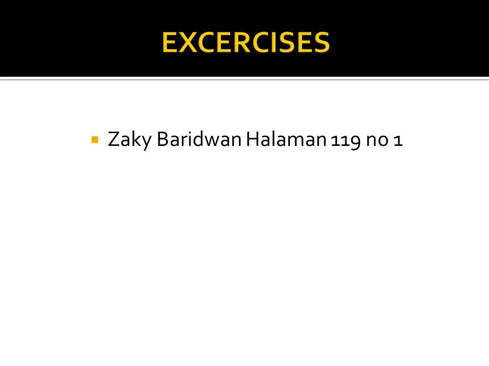 Zaky Baridwan Halaman 119 no 1