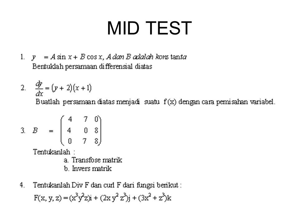 MID TEST