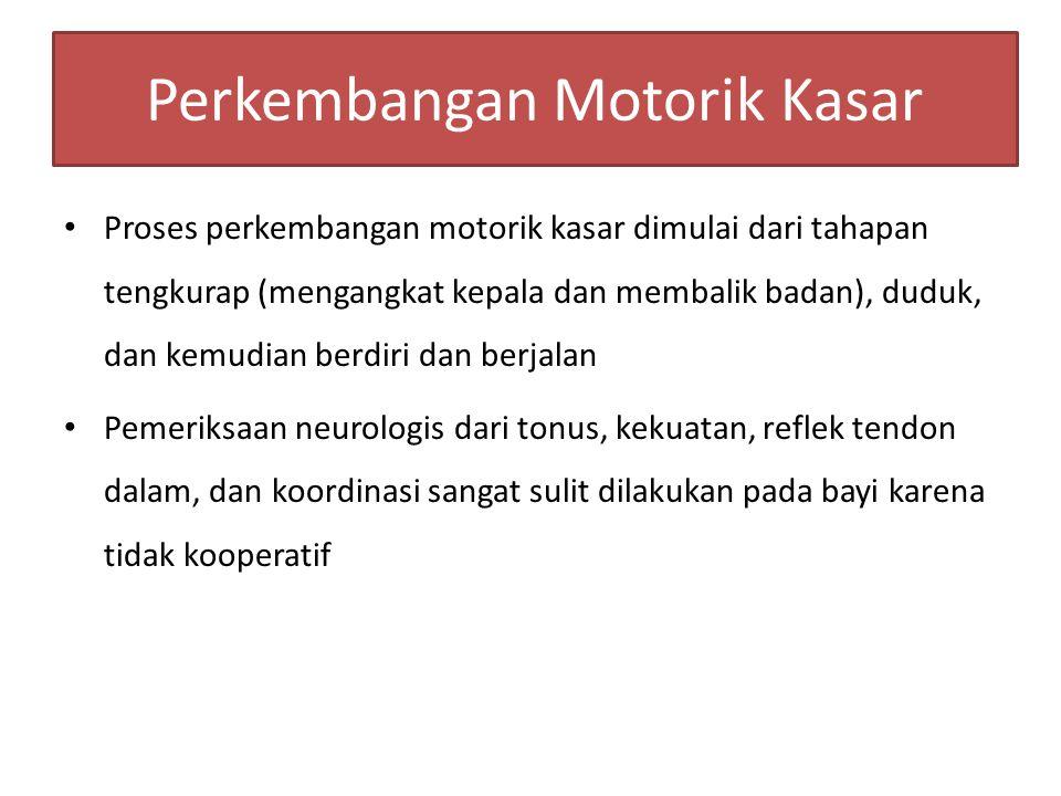 Perkembangan Motorik Kasar