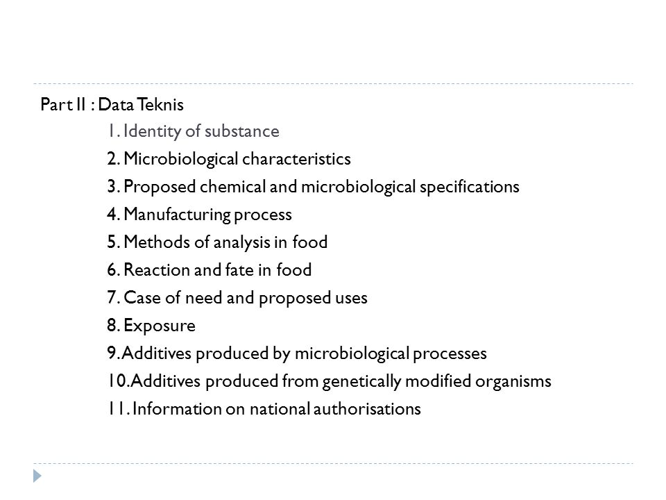 2. Microbiological characteristics