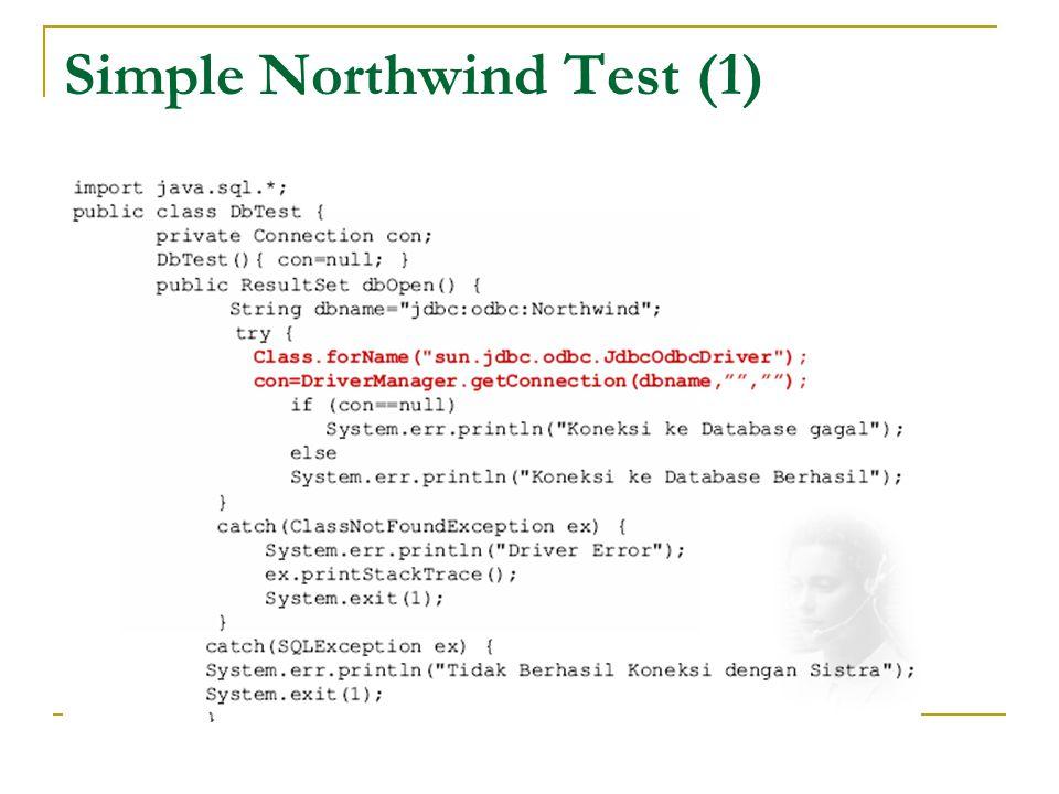 Simple Northwind Test (1)