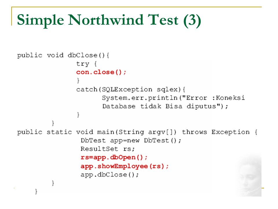 Simple Northwind Test (3)