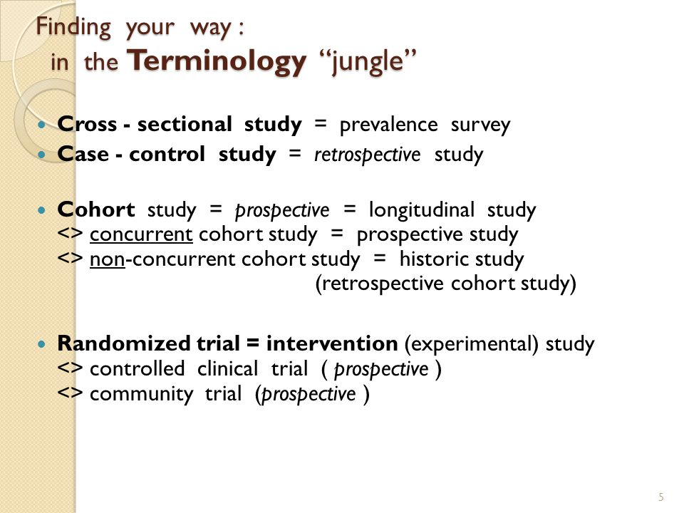 Finding your way : in the Terminology jungle